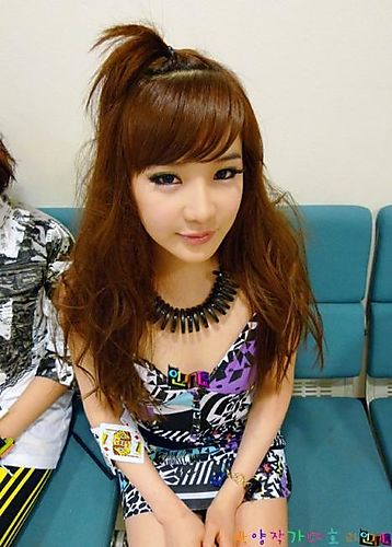 Park Bom of 2NE1 | Hybrid's Blog Real name: Lee Park Bom [???] Position: